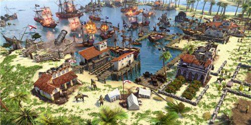帝国时代3决定版中文汉化版