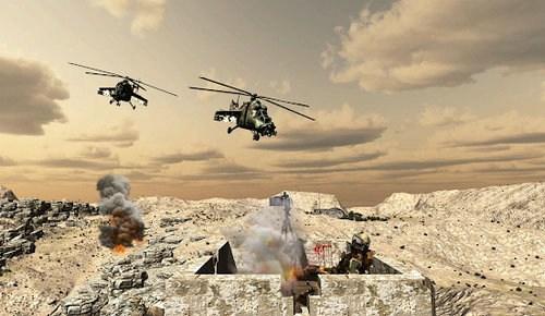 现代直升机模拟器2020安卓版