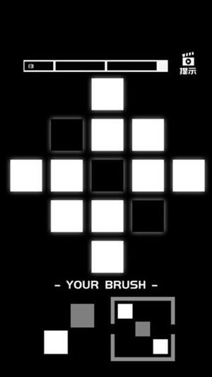 涂成黑色皆黑游戏最新版