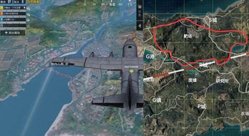和平精英海岛2.0地图野区推荐