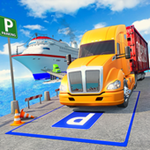港口卡车司机停车中文最新版  v1.1