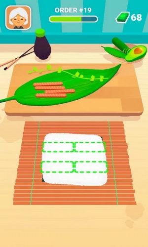 寿司大厨无限金币钞票破解版下载