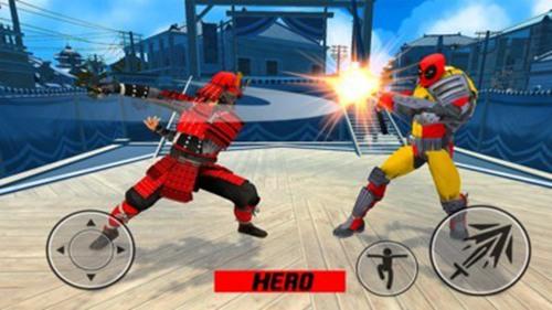 超级忍者英雄安卓手游下载