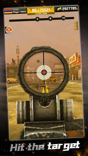 目标射击狙击手安卓最新版下载