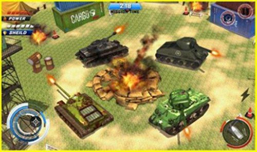 极端坦克战争安卓官方版