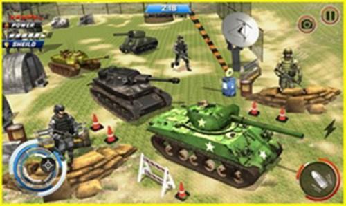 极端坦克战争最新版
