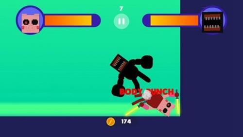 小猪棒战斗机安卓版下载