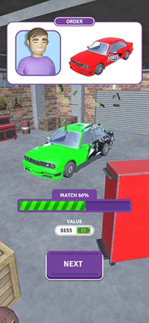 跑车制造模拟器安卓版