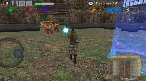 幽灵小队战斗机器人手游下载