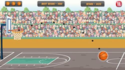 篮球投篮手安卓版