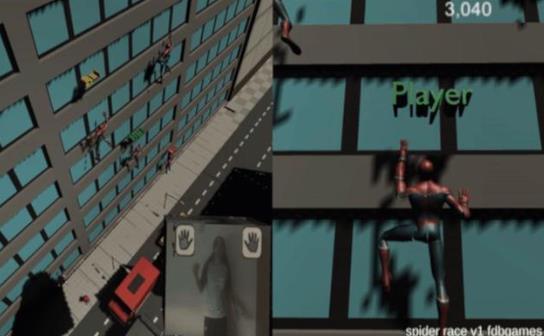 蜘蛛英雄赛手游下载