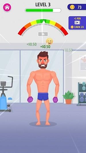艰难的肌肉男游戏下载
