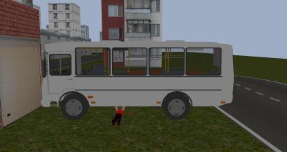 俄罗斯汽车模拟