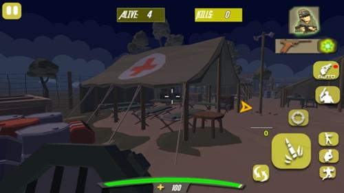 战地僵尸模拟器最新版下载