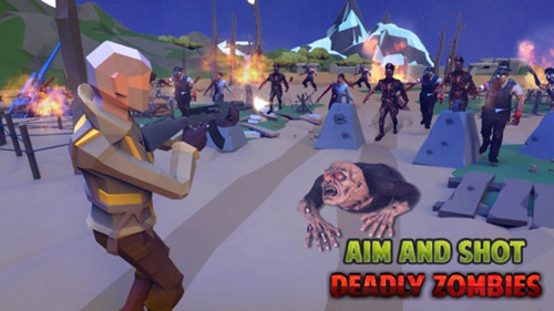 战地僵尸模拟器游戏下载