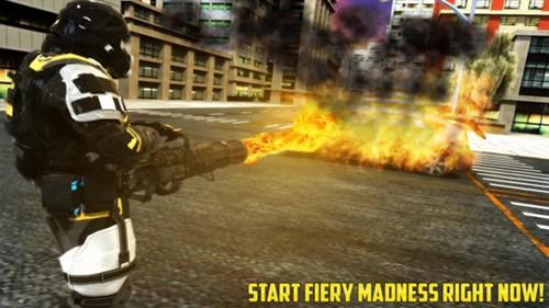 火焰喷射模拟器手游下载