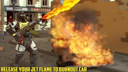 火焰喷射模拟器汉化安卓版