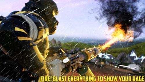 火焰喷射模拟器中文版