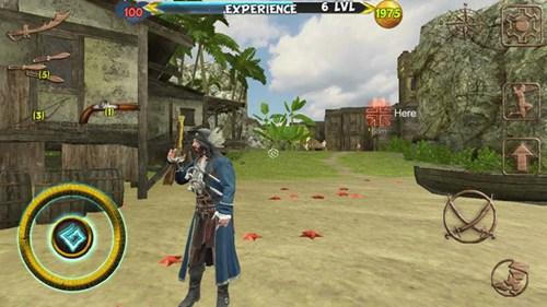 海盗英雄游戏中文版