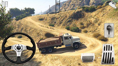 模拟卡车司机无限金币版