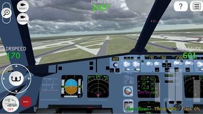 飞行模拟器高级