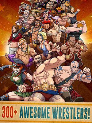 肌肉力量弹弓摔跤安卓版下载