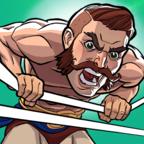 肌肉力量弹弓摔跤破解版