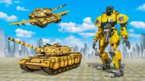 坦克对战机器人安卓版下载