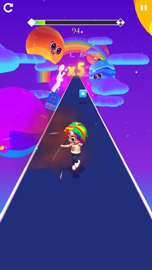 嘻哈跑酷达人游戏官方版