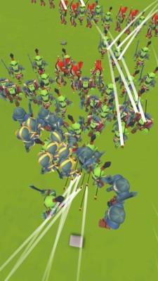 人类军团冲突游戏下载