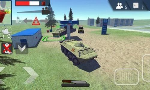 在线越野模拟器游戏中文版