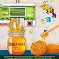 蜂蜜工厂甜品店中文汉化版