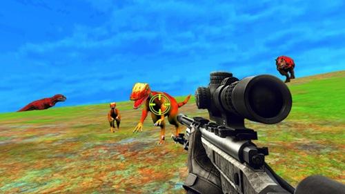 恐龙狩猎模拟器2020安卓版