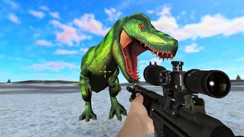 恐龙狩猎模拟器2020游戏中文版