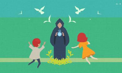 小鸟的童话故事