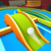 明星街机迷你高尔夫球3D城手游破解版