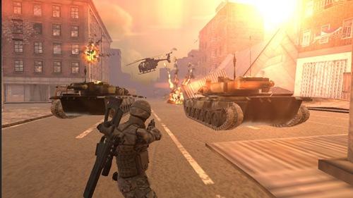 全金属风暴王牌战争游戏手机版下载