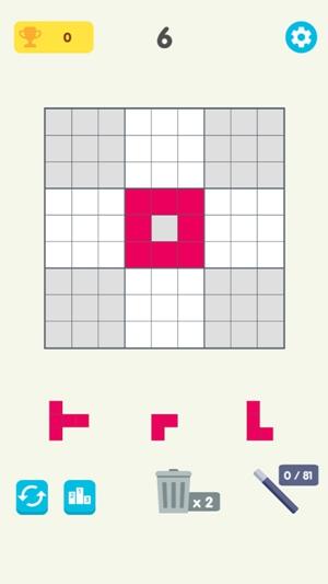 方块数独拼图游戏安卓版