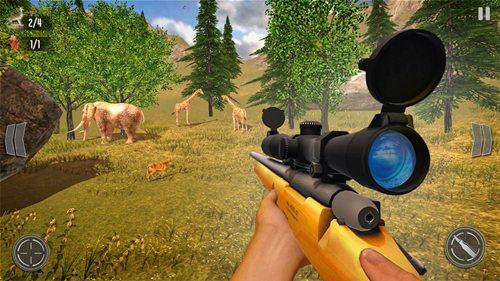 野鹿狩猎丛林射手最新版下载