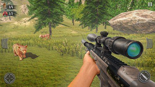 野鹿狩猎丛林射手最新中文版