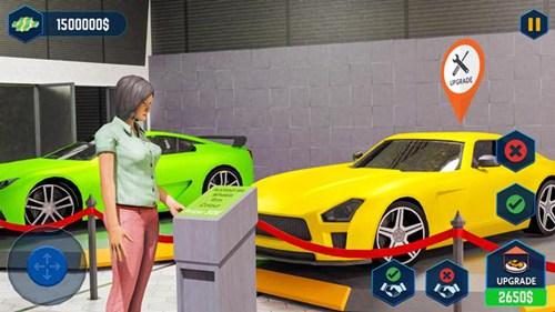 汽车经销商工作模拟器中文汉化版