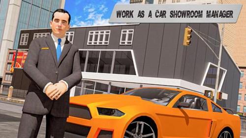 汽车经销商工作模拟器破解版下载