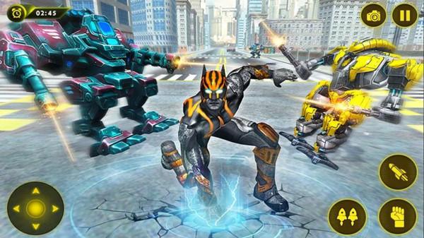 机甲军团机器人大战游戏最新版