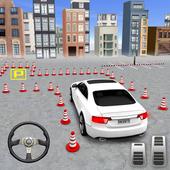 现代汽车驾驶停车游戏破解版