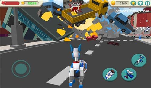 机器狗城市模拟器游戏官网版