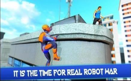 机器人英雄蜘蛛侠格斗手游最新版