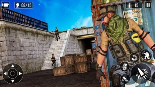 3D陆军突击队游戏手机版下载