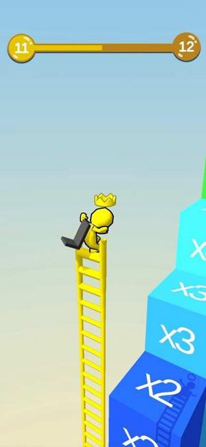 爬梯竞速中文版游戏下载