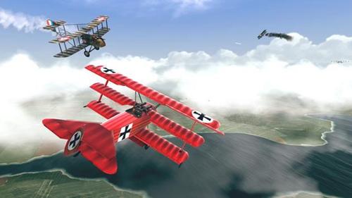 空战战机飞行员先锋全飞机破解版
