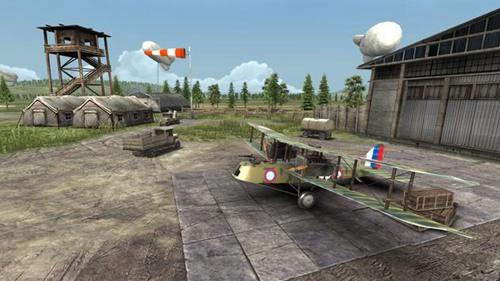 空战战机飞行员先锋安卓版